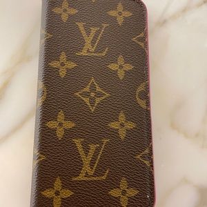Louis Vuitton | IPhone X Case